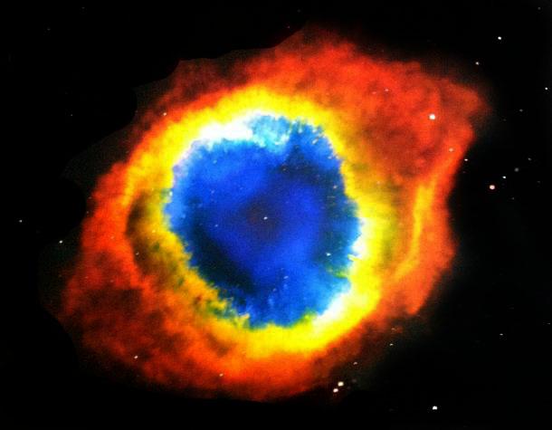 М-12, снимок космического телескопа Хаббл